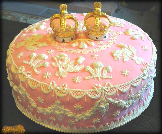 Twelfth Night King Cake, HistoricFood.com.