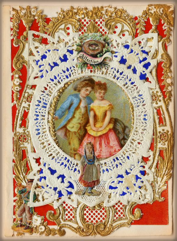 Esther Howland Valentines. Image: Wikipedia.