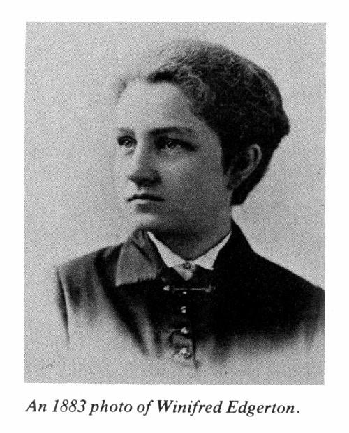 Winifred Edgerton Merrill. Image: Columbia University Archives.