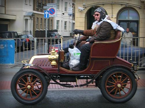 London to Brighton Emancipation Day Drive, 2005. Image: AndrewDunnPhoto.com.