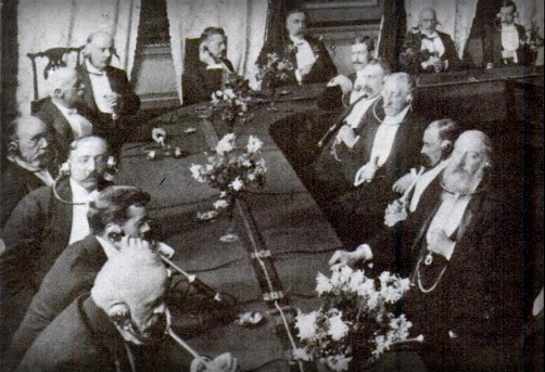 Victorian Era Theatrophone and Electrophone.