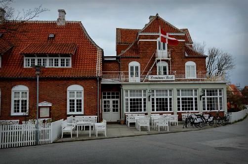 Bröndums Hotel, 2013. Image: Bengt Oberger.