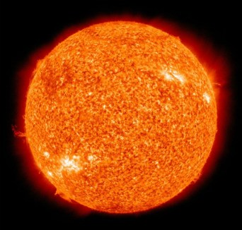 The Sun, Atmospheric Imaging Assembly, NASA's Solar Dynamics Observatory. Image: NASA/SDO (AIA).