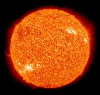 The Sun, Atmospheric Imaging Assembly, NASA's Solar Dynamics Observatory. Image: NASA/SDO (AIA).