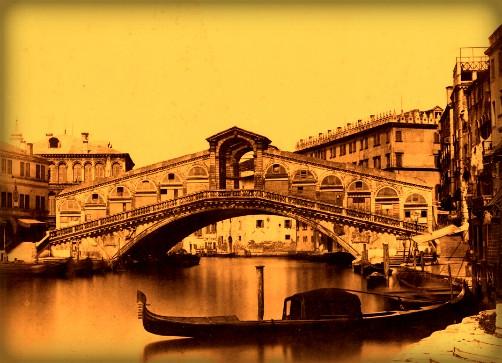 Carlo Ponti Slide; Venice. Image: luminous-lint.com.