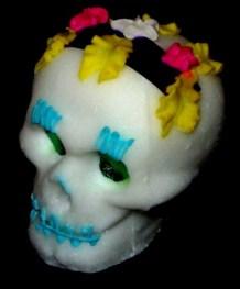 Sugar Skull; Day of the Dead . Image: Wikipedia.