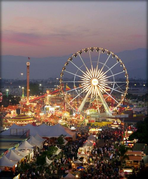 American County Fairs; LA County Fair,2008. Image: TheRealThummer.