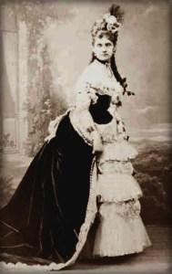 Early Female Olympians: Helene de Pourtales. Image: Wikipedia.