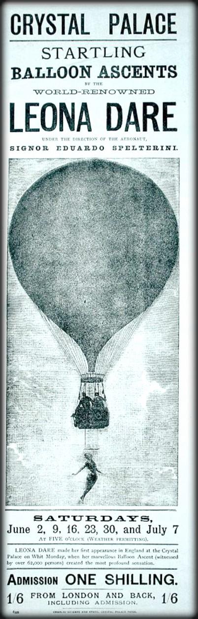 Crystal Palace Poster, 1888. Image: Wikipedia.