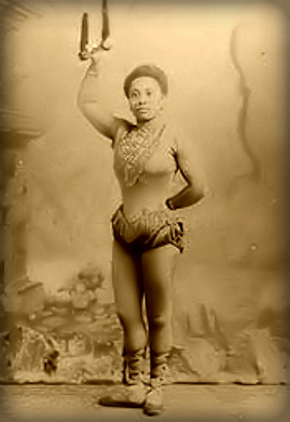 Miss LaLa. Image: Wikimedia.