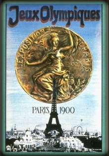 Summer Olympic Poster, 1900. Image: Wikipedia.
