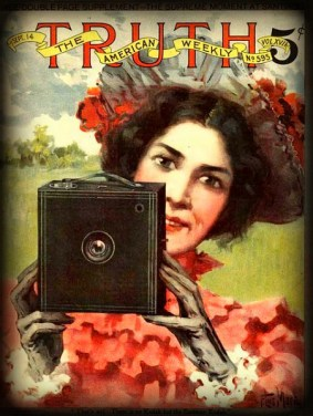 Truth Magazine Cover. Image: Martha Cooper Collection.