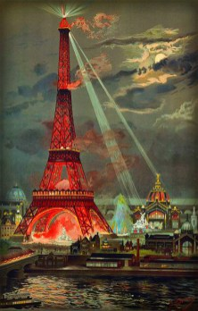 Eiffel Tower by Georges Garen.