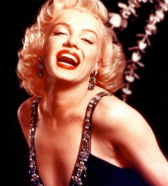 Marilyn Monroe. Image: Wikipedia.