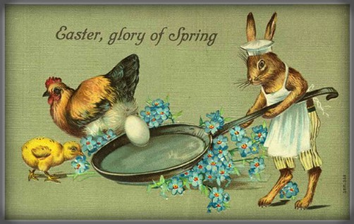 Easter Frying Pan. Image: Wikimedia.