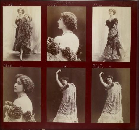 Reutlinger Portrait Album. Image: Wikipedia.