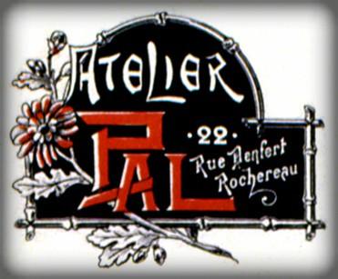 Jean Paleogogue Logo. Image: Library of Congress.