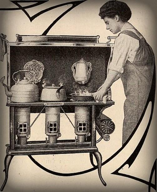 The Boston Cooking School Magazine of Culinary Science and Domestic Economics (1908). Image: Wikipedia.