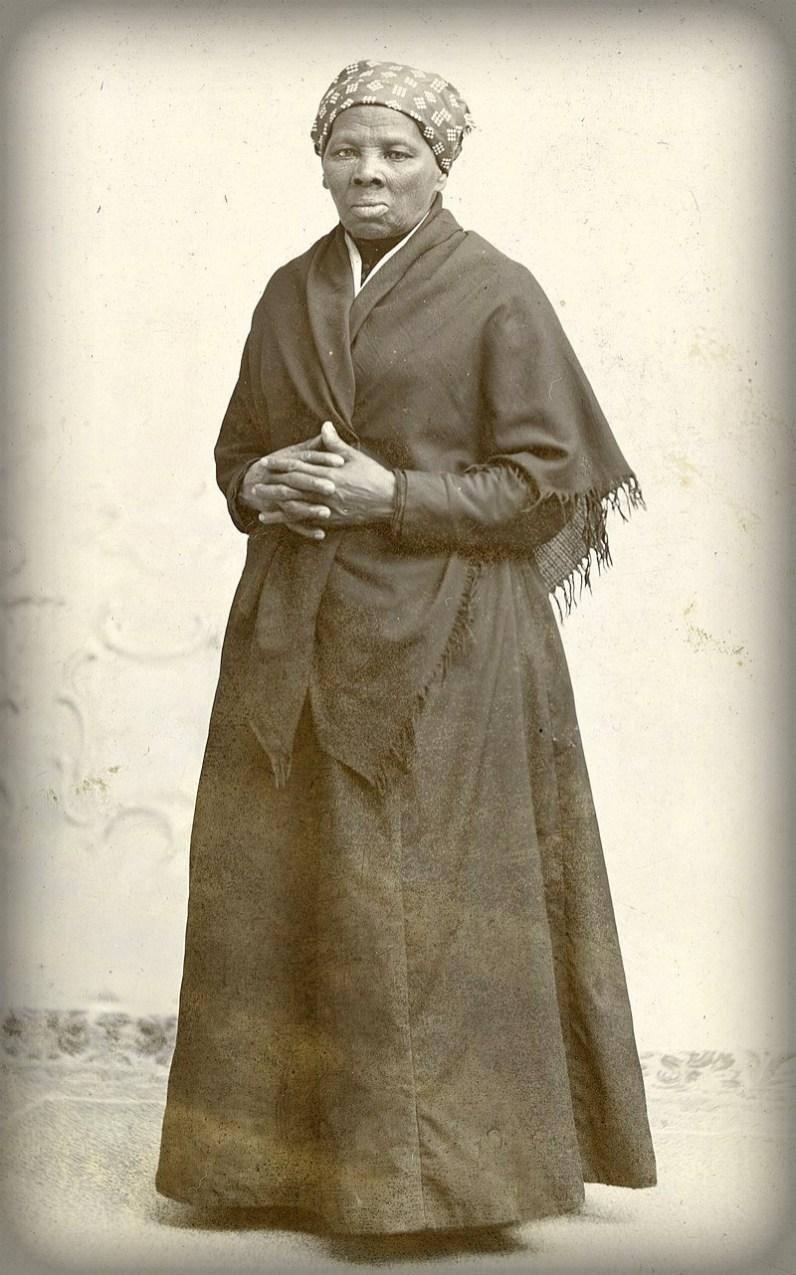 Harriet Tubman, 1885. Image: Wikipedia.