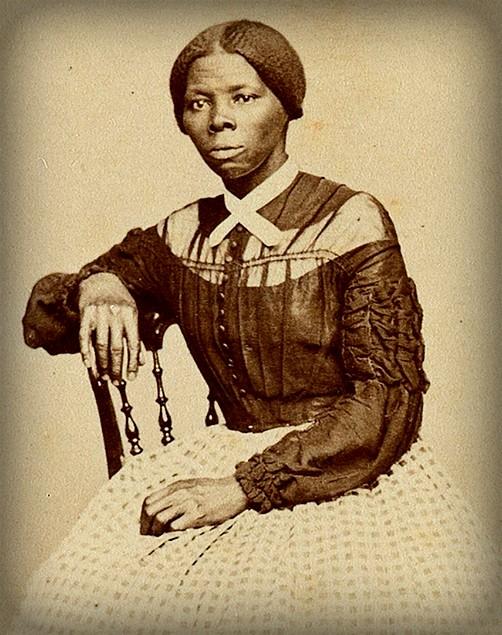 Harriet Tubman, 1868-69. Image LOC.