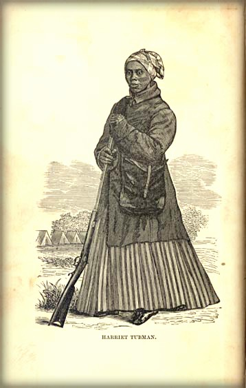 Scenes From The Life Of Harriet Tubman. Image: Documenting The American South.