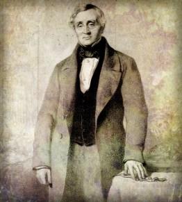 Nathaniel Bagshaw Ward. Image: Wikipedia.