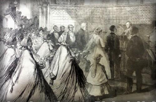 Bonetta-Davies Wedding. Image: