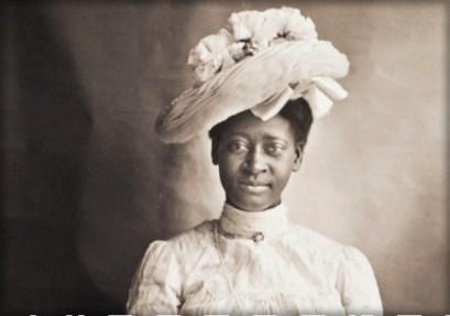 Martha Perkins Spring Portrait, 1901. Image: William Bullard Photos.