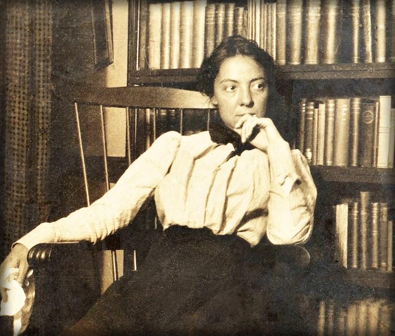 Clara-Driscoll, c.1890s. Image: Fenn Collection.