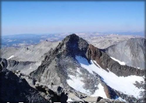 Mt. Lyell, Yosemite. Image: SummitPost.org.