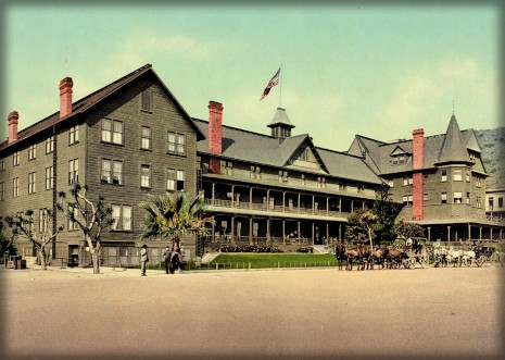 Hotel Metropole, Avalon, 1901. Image: Library of Congress.