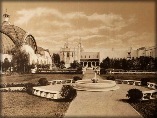 Botanical Gardens Building, Panama California Expo. 1915. Image: Wikipedia.