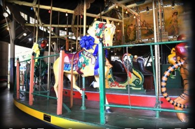 Balboa Park Carousel. Image: Friends of Balboa Park.