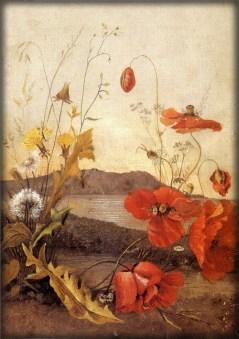 Poppies by Kiulani, 1890s. Image: Electric Scotland.com.