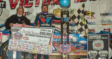 4th DTWC Win for Sheppard