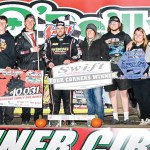 O'Neil Wins at 81 Speedway in a Star Studded Field