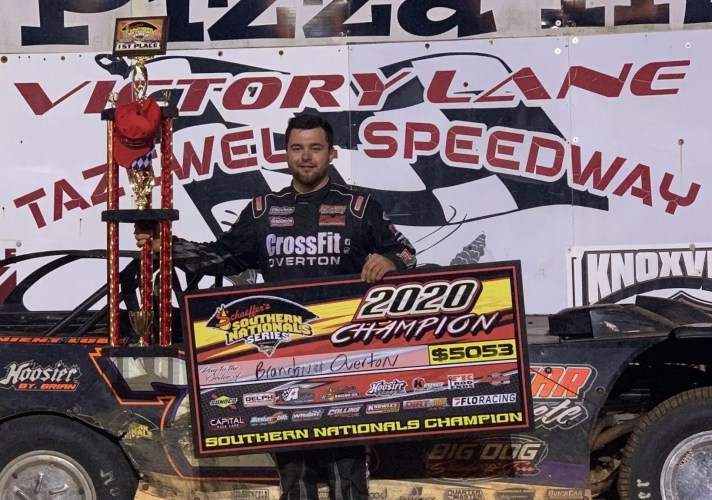 23- Overton WIns Southern Nationals - Perkins