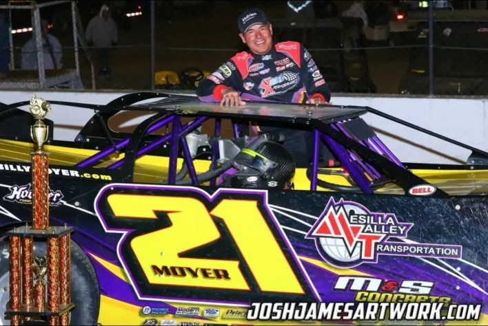 7- Moyer Wins at Pevely - James