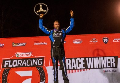 Superman Scores Castrol Flo Racing Opener at the Bullring