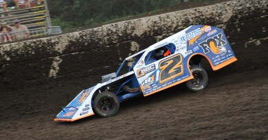 Hoffman, 5 in a Row After Win at FALS