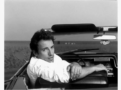 Bruce por Annie Leibovitz