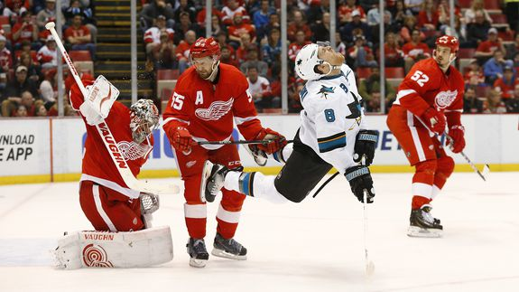 Sharks-redwings