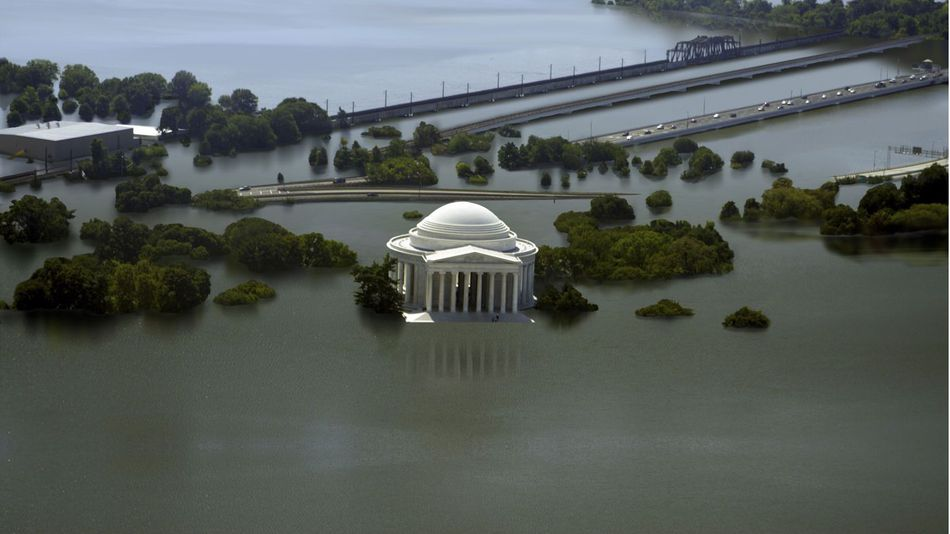 DC under 7+ meters of water
