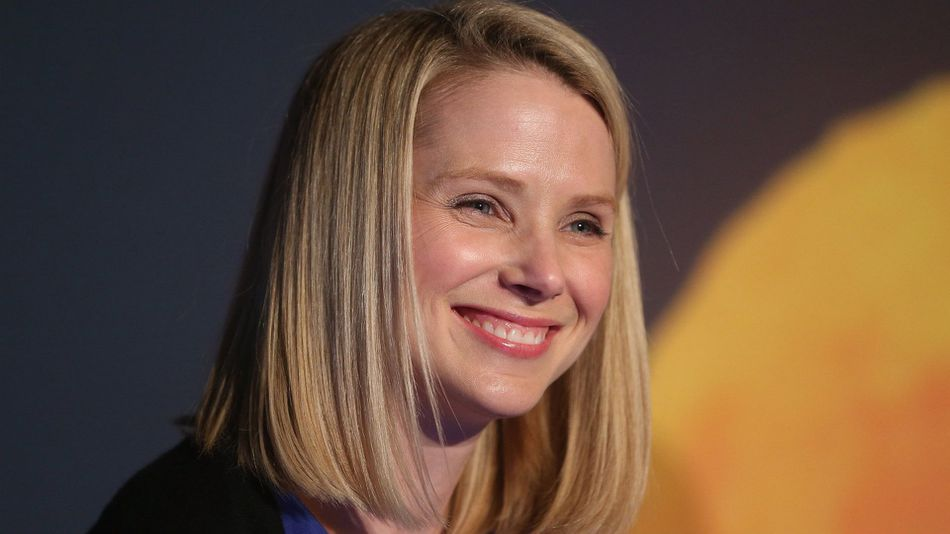 What Does A Good Job Resume Look Like Marissa Mayer Has