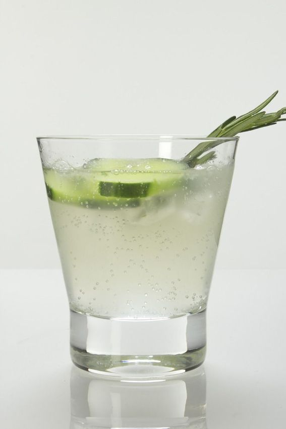 Cucumber-cocktail