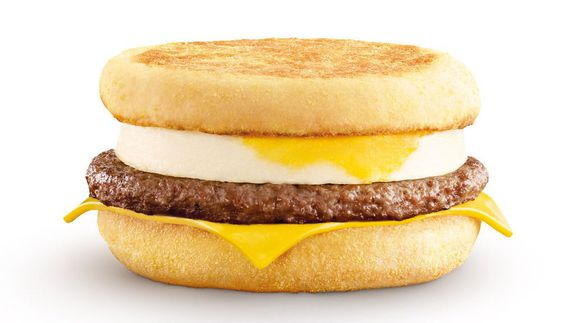Sausage-egg-mcmuffin