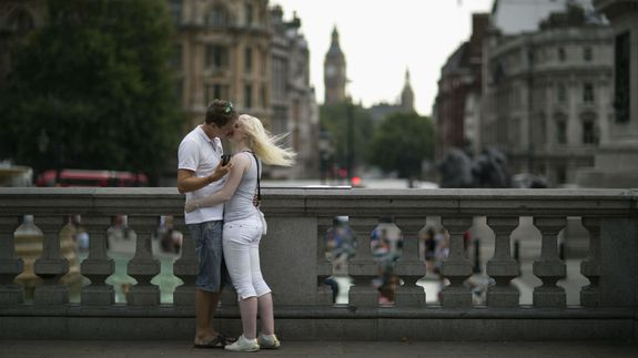London-couple