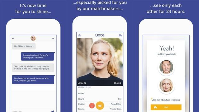 Dating-app-once