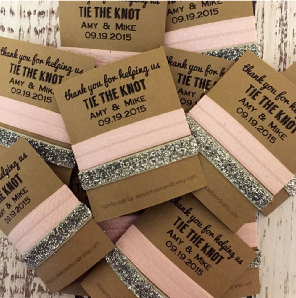 9 Wedding Favors Your Guests Will Actually Use