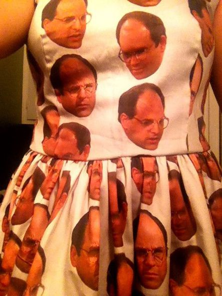 George-costanza-dress